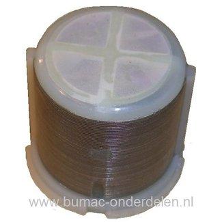 Luchtfilter voor DOLMAR CA Kettingzagen, Fijn Stof Filters voor Dolmar en Makita Kettingzaag - Motorzaag, Lucht Filters