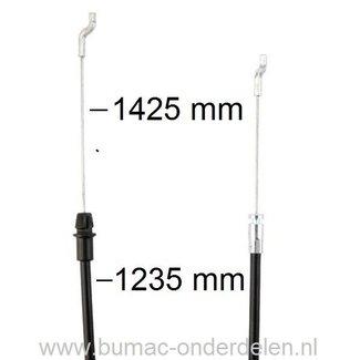 Alko en Brill Kabel voor 520 BRV en 5300 BRV Motorremkabel voor Grasmaaier - Benzinemaaier - Loopmaaier