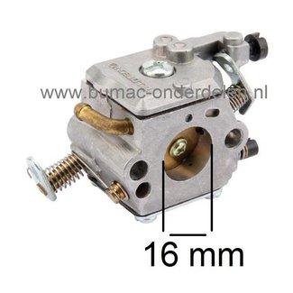 Membraan Carburateur Stihl 021 - 023 - 025 - MS210 - MS230 - MS250 Kettingzaag, Motorzaag