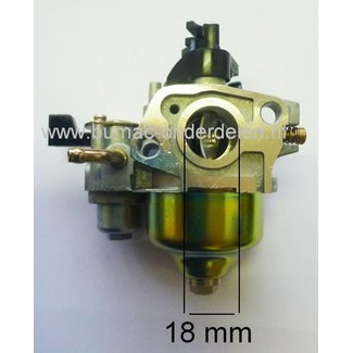 Carburateur voor Honda GXV160 Motor op Grasmaaier -Veegmachine - Grasmachine - Loopmaaier - Gazonmaaier, Kaaz, Orec, Honda