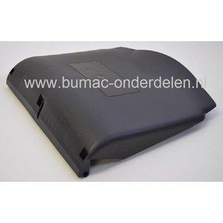 Achterklep - Deflector voor CastelGarden XA53BS Grasmaaier, Klep voor Vangbak