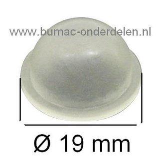 Walbro Primer - Balg voor Carburateur op Bosmaaier, Kettingzaag, Bladblazer, Heggenschaar