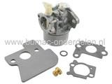 Carburateur Briggs & Stratton 825 Serie 190 CC Motoren op Grasmaaiers, Cirkelmaaiers, Loopmaaiers, B&S Carburatoren, Vergassers voor B en S Motoren, Rover Pro Cut 560