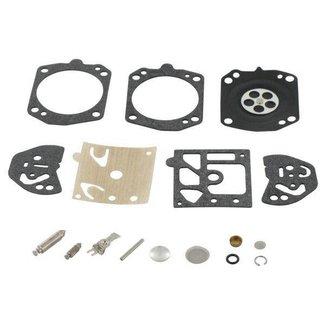 Membraan Reparatieset voor Walbro Carburateur, Caburetors, Pakking voor Carburateur Inc Naald, Veer, As, Voor Bladblazer, Bosmaaier, Heggenschaar, Kettingzaag