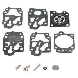 Membraan Reparatieset voor Walbro Carburateur, Membraam voor Carburateur op Kettingzaag, Bosmaaier, Bladblazer, Strimmer