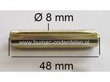 Pin voor Hendel Hoogte vergrendeling Instelling Maaidek bij Wizard - Husqvarna - Partner - YardPro - Jonsered - Mcculloch - AYP - Zitmaaier - Trekker