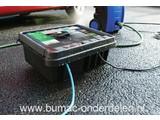 Box voor Waterdichte en Veilige Stroomverdeling, Waterdichte Kabelbox met 5 uitgangen of Ingangen, Dribox voor Tuin Verlichting - Verbouwen - Vakantie - Grasmaaien - Hogedrukreiniger - Scootmobiel - Robotmaaier