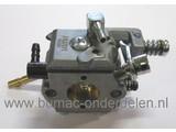 Membraan Carburateur voor Stihl Bosmaaier, Strimmer, Stihl FS160, FS220, FS280, Membraan Carburateur, Carburator