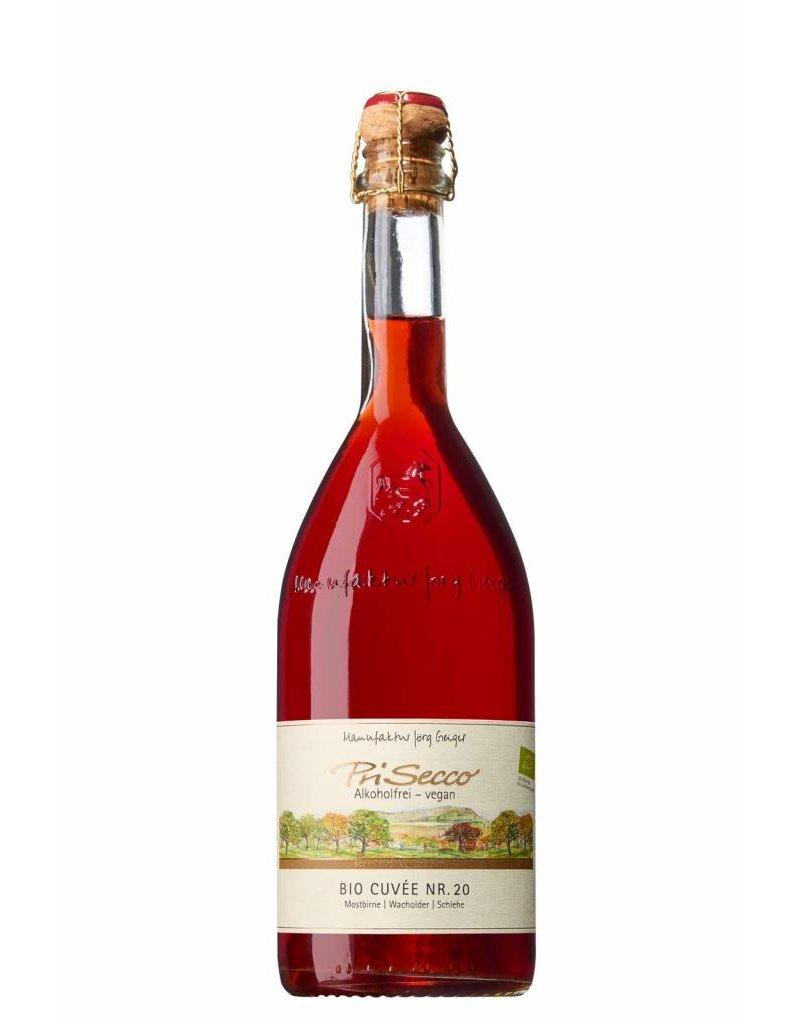 Prisecco Alcoholvrij BIO Cuvee No. 20 / 0.75L mousserend