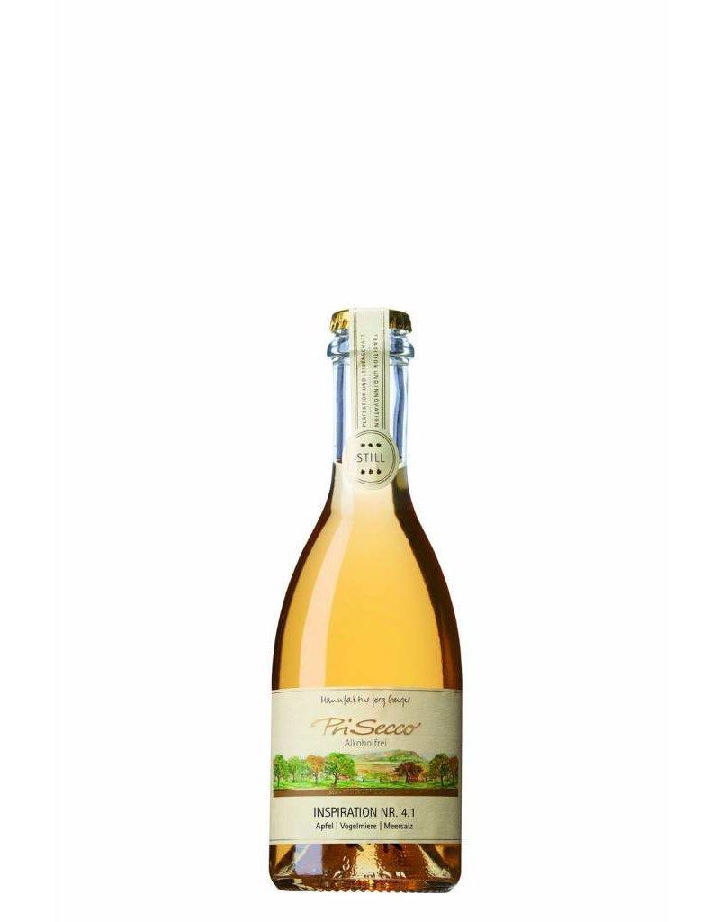 Prisecco Alcoholvrij Inspiration 4.1 / 0.375L stil wit