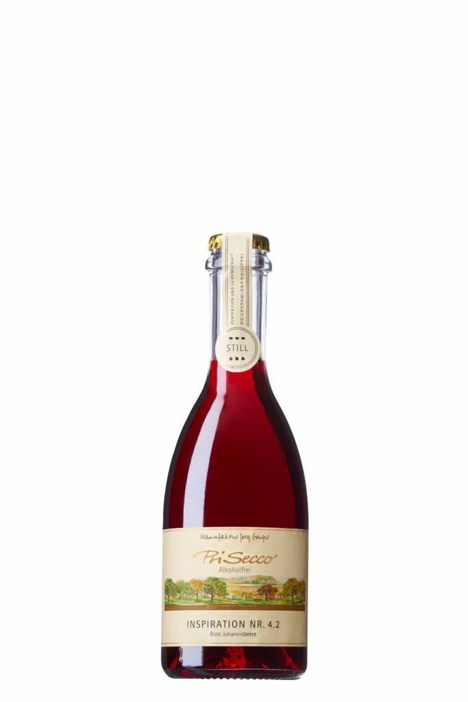 Prisecco Alcoholvrij Inspiration 4.2 / 0.375L stil rood