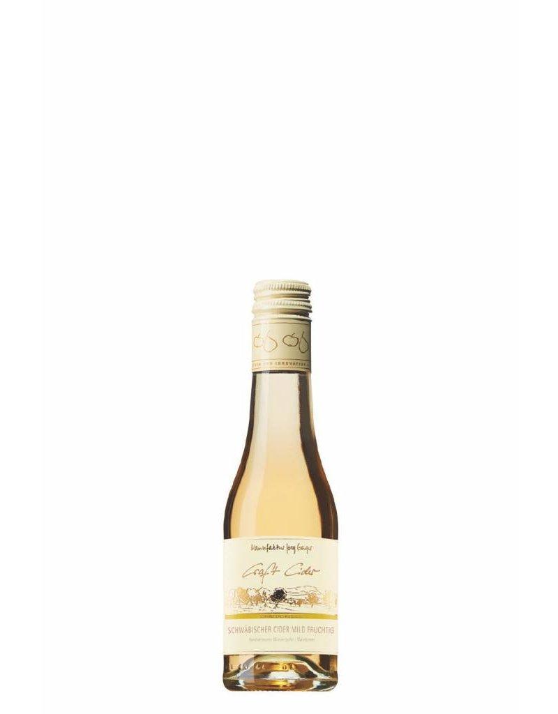 Craft Cider Schwabischer Cider Mild  / 0.2L mousserend