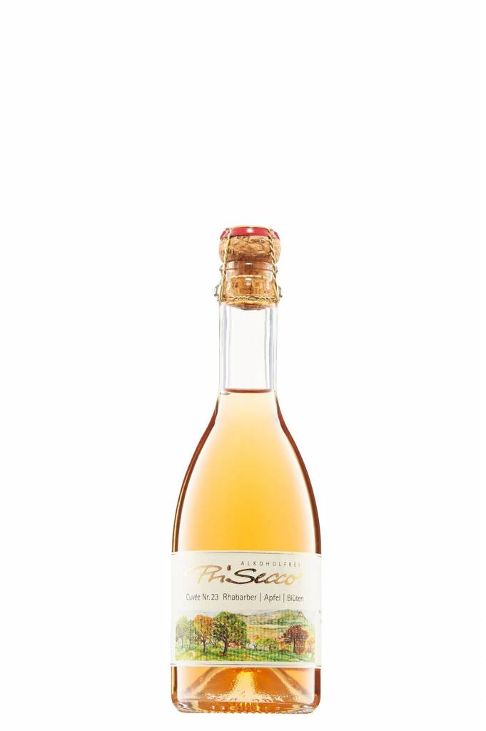 Prisecco Alcoholvrij Cuvee No. 23 / 0.375L mousserend
