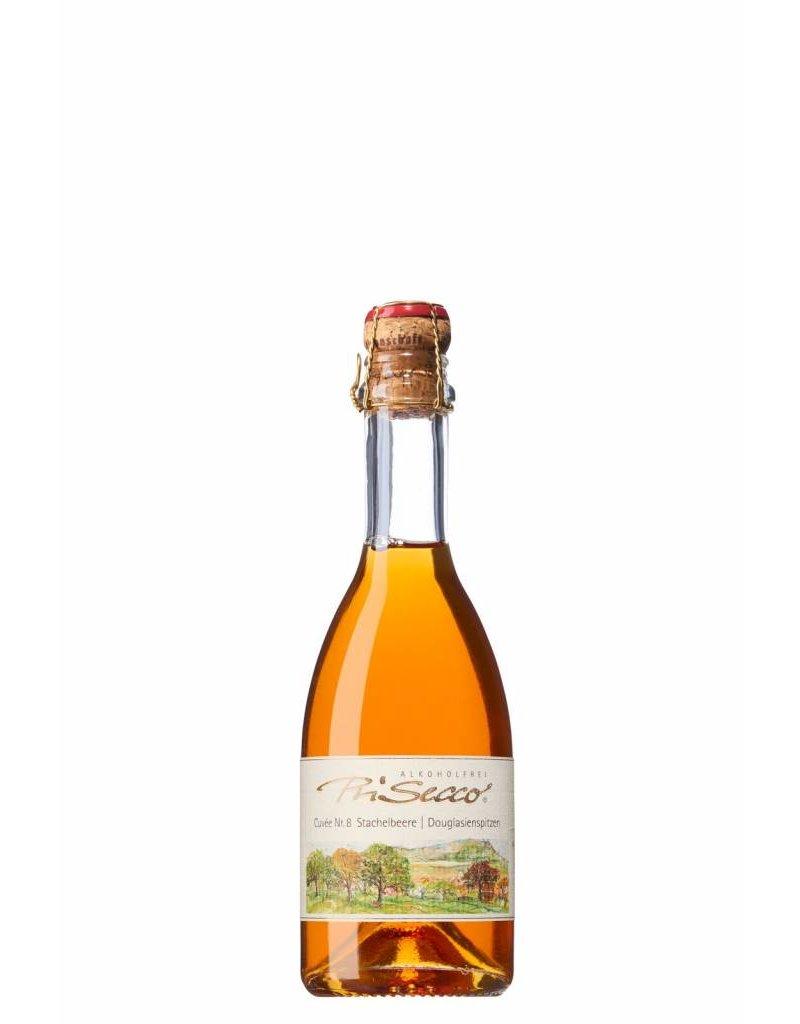 Prisecco Alcoholvrij Cuvee No. 8 / 0.375L mousserend