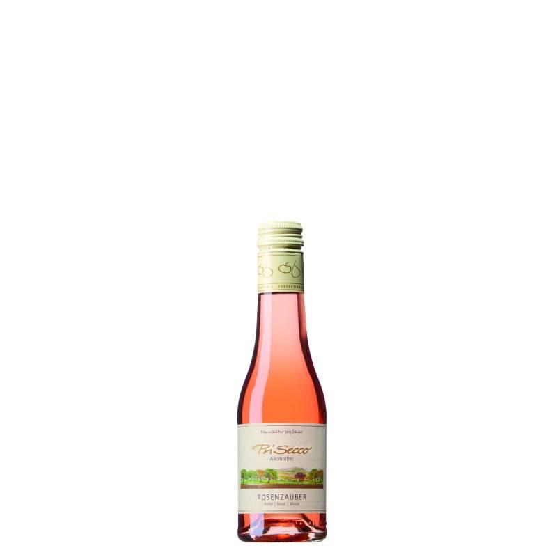 Prisecco Alcoholvrij Rosenzauber 0.2L mousserend - Copy