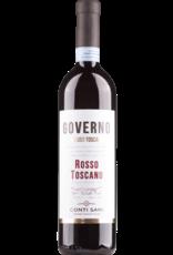 Conti Sani Governo Rosso Toscano