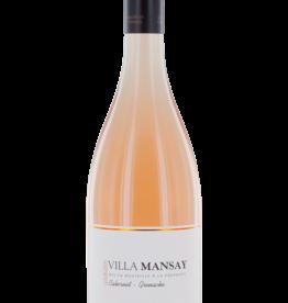 Villa Mansay Rose Cabernet-Grenache