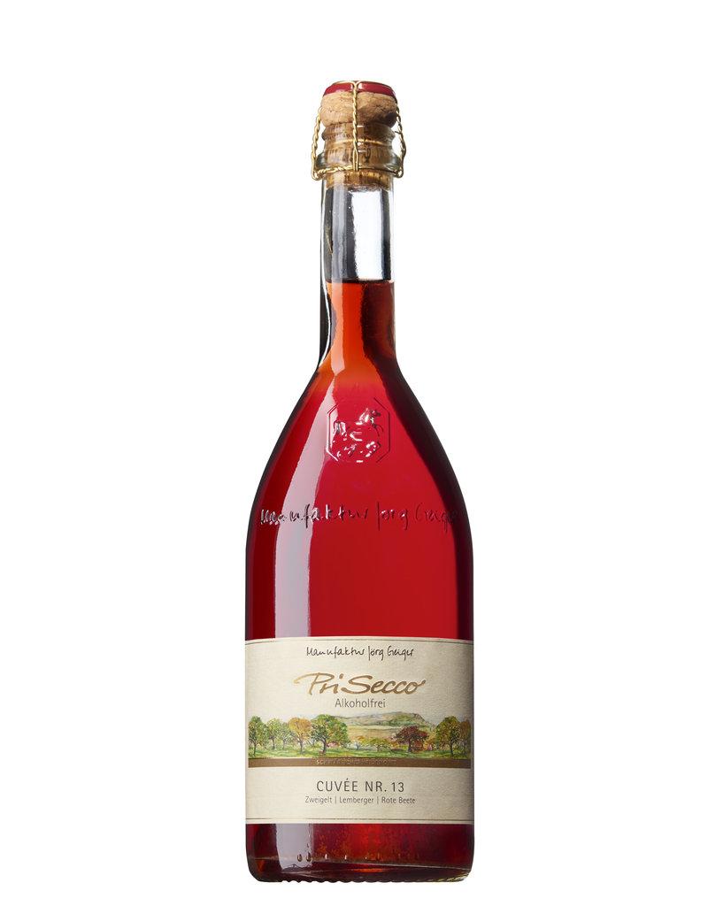 Prisecco Alcoholvrij Cuvee No. 13 / 0.75L mousserend - Copy