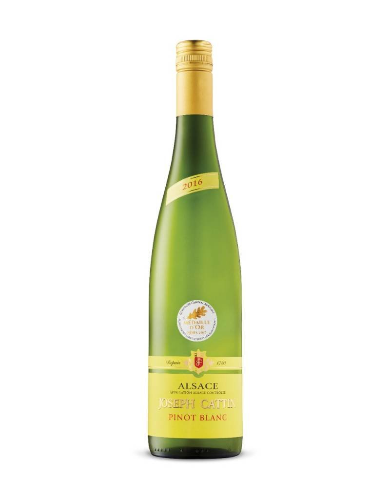 Joseph Cattin Pinot Blanc 2018  - Medaille d'Or