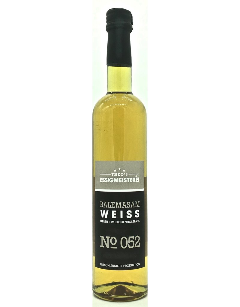 Essigmeisterei Weissgold - Witte balsamicoazijn - 0.5L