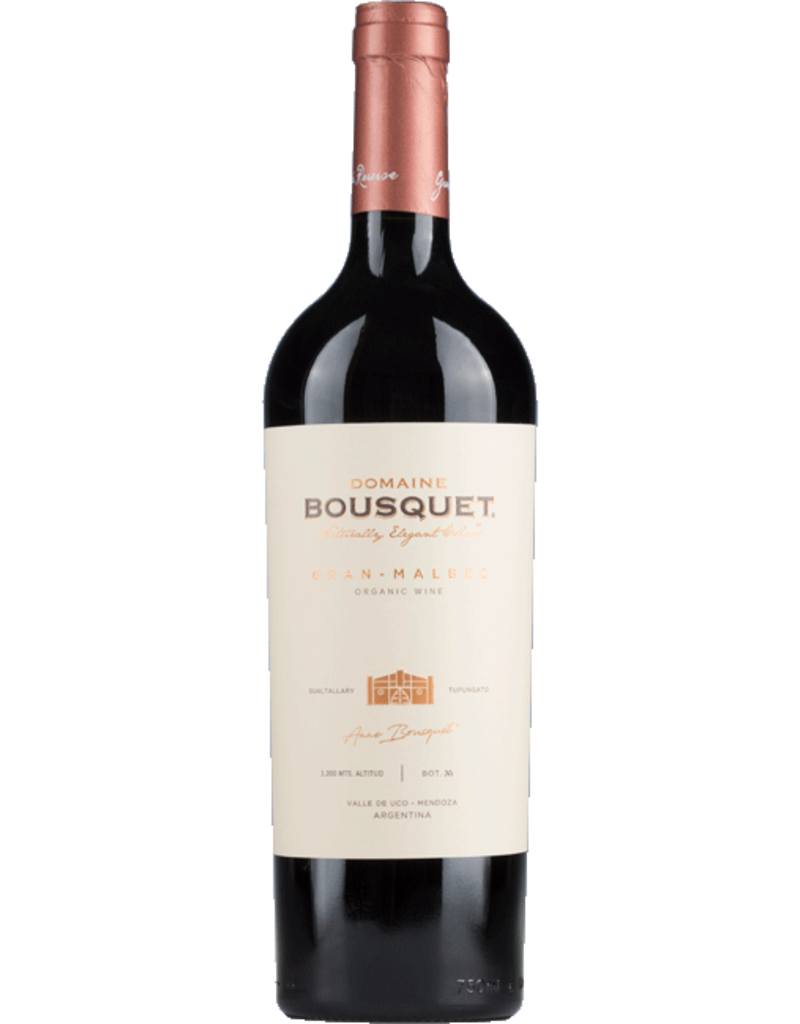 Domaine Bousquet Malbec Grande Reserve Organic/BIO