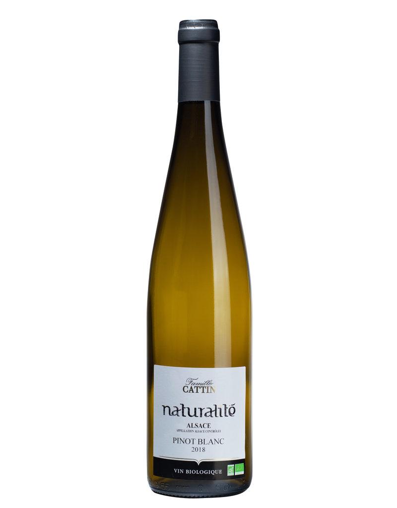 Famille Cattin NATURALITE Pinot Blanc BIO-VEGAN