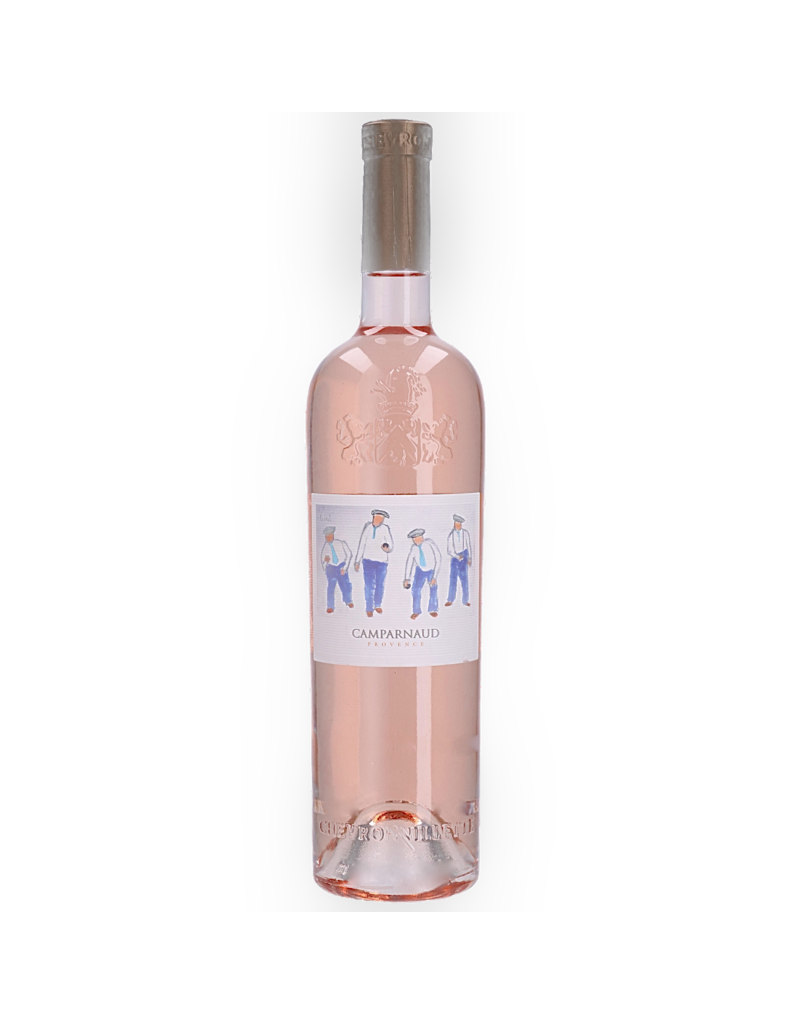 Chateau Camparnaud ART COLLECTION Rose