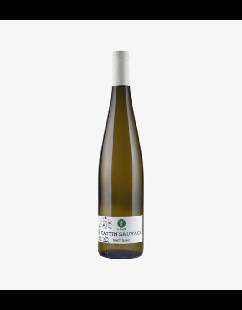 Cattin Sauvage Pinot Blanc BIO-VEGAN