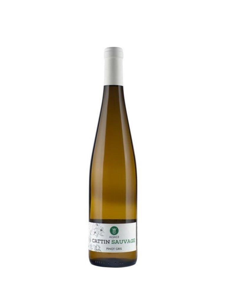 Cattin Sauvage Pinot Gris BIO-VEGAN