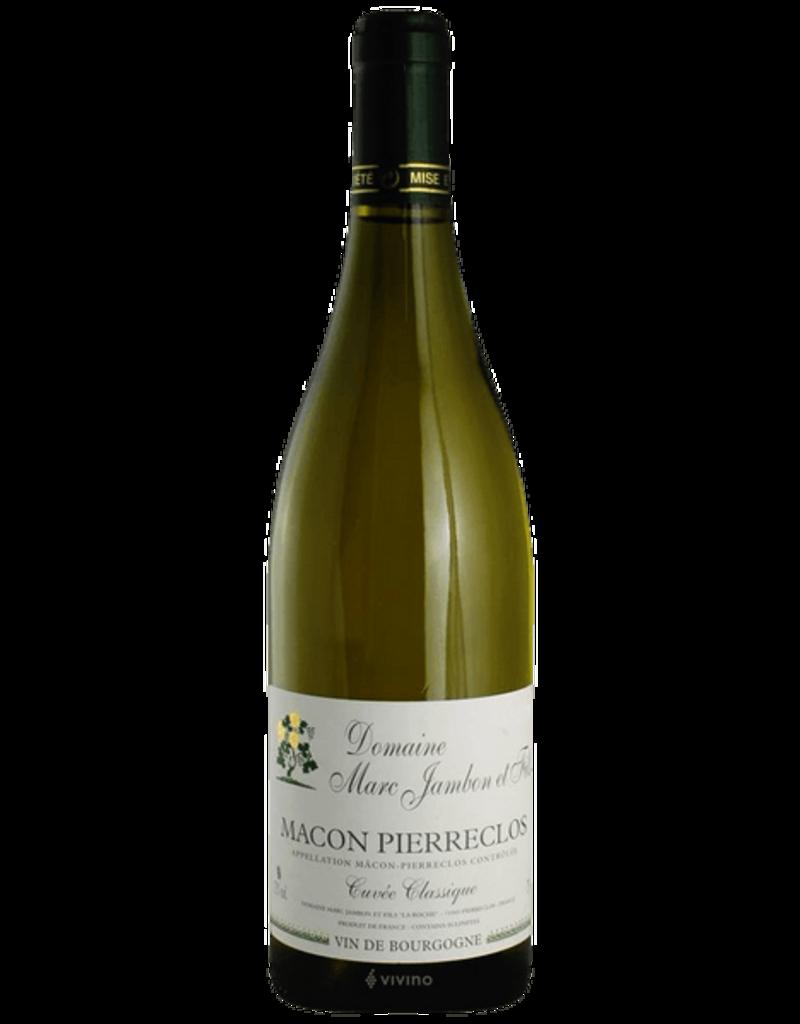 Marc Jambon & Fils Macon Pierreclos Blanc Classique