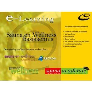 E-learning Sauna en Wellness Basiskennis basiscursus