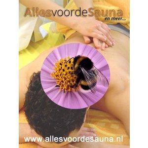 Huile de Vie Massageolie mix honey flower 1 liter