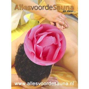 Huile de Vie Massage olie mix Roos 1 liter