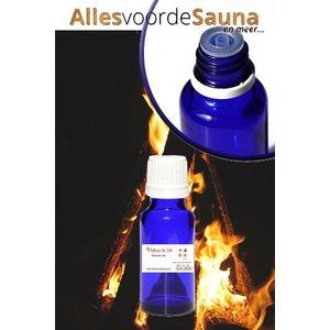 Odeur de Vie Haardvuur parfum-olie