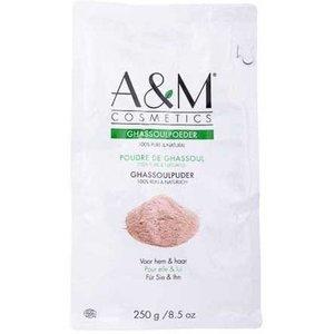 A&M Cosmetics ghassoulpoeder zak 250 gram