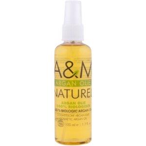 A&M Cosmetics Premium cosmetische Arganolie 100% zuiver Sprayflacon