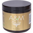 A&M Cosmetics Zwarte zeep naturel , black soap 200ml