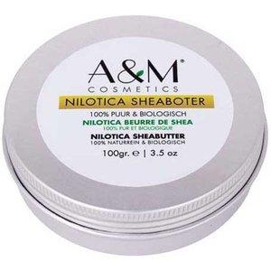 A&M Cosmetics nilotica shea butter 100 ml
