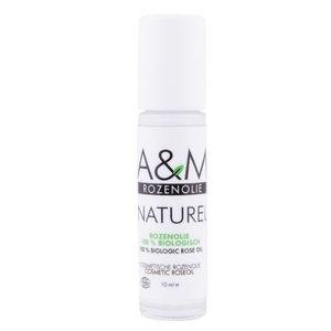 A&M Cosmetics Rozenolie 100% 10ml rollerstick