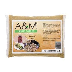 A&M Cosmetics Henna poeder. zak 250gr