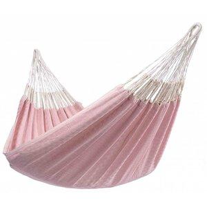 Tropilex Hangmat Hammock 'Natural' Pink / roze 1 persoons