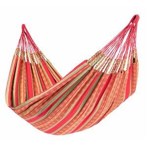 Tropilex Hangmat Hammock 'Chill' Happy rood. Twee-persoons