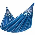 Tropilex Hangmat Hammock 'Chill' Calm blauw 2-p