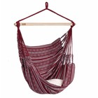 Tropilex Hammock Chair 'Comfort' Bordeaux
