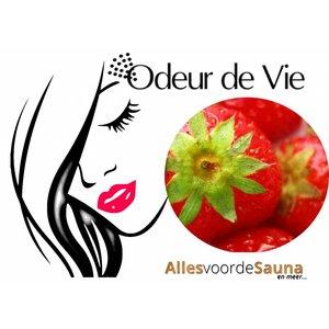 """Odeur de Vie Roomspray """"Aardbei"""" 50ml"""