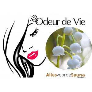 """Odeur de Vie Roomspray """"Lelie van dalen"""" 50ml"""