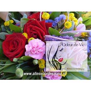 Odeur de Vie Opgietmiddel set 5x Bloemen