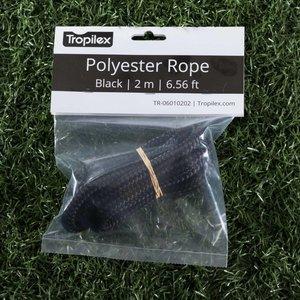 Tropilex ophang touw voor de hangmat/stoel  'Black' zwart