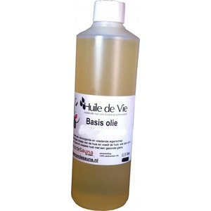 Huile de Vie zuivere Avocado olie massage  500ml