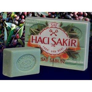 Haci Sakir Olijfoliezeep 4x150gr met honing